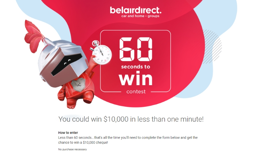 belairdirect Contest