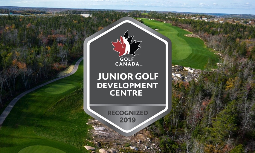 Canada's National Junior Golf Development Centres