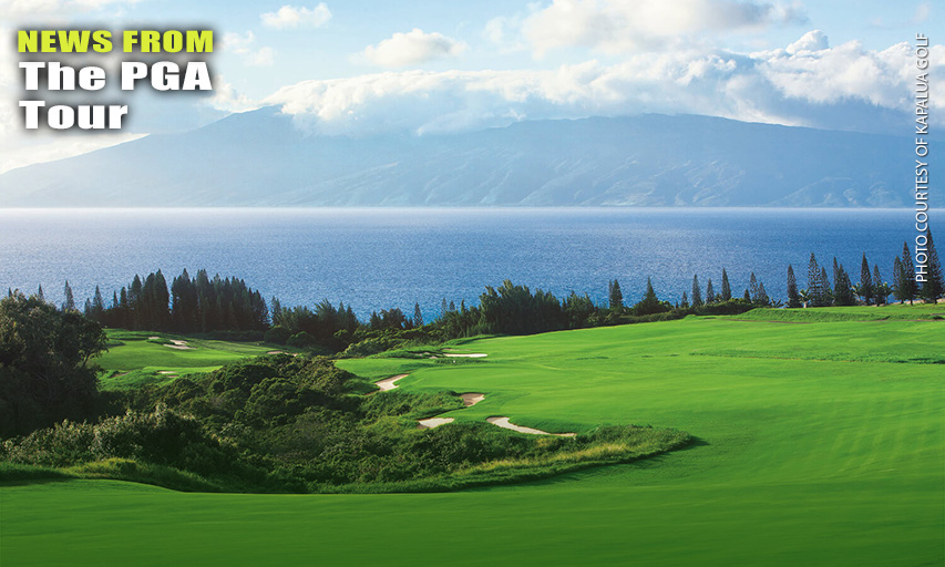 Kapalua Golf Plantation Course