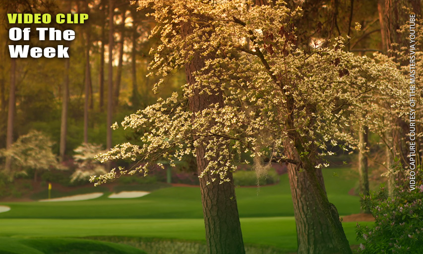 Augusta National video