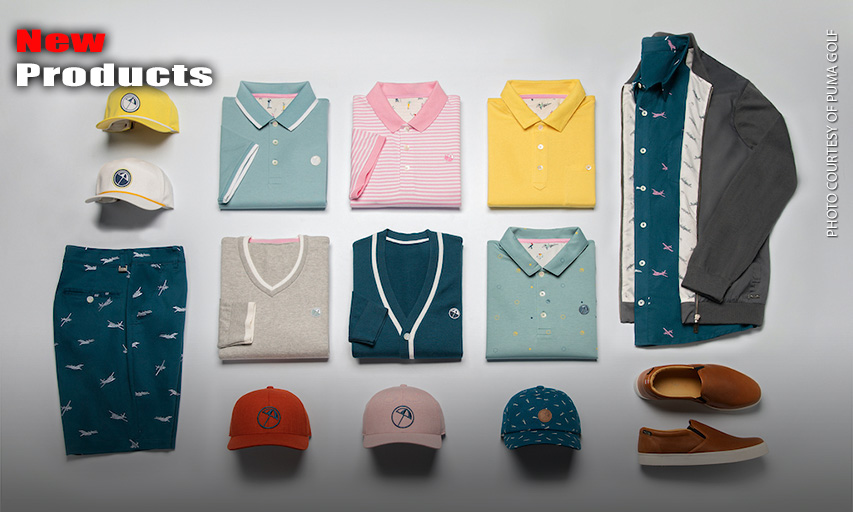 PUMA Golf x Arnold Palmer Collection
