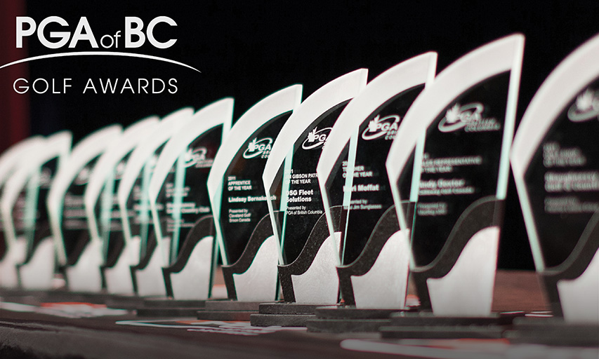 2020 PGA of BC Awards