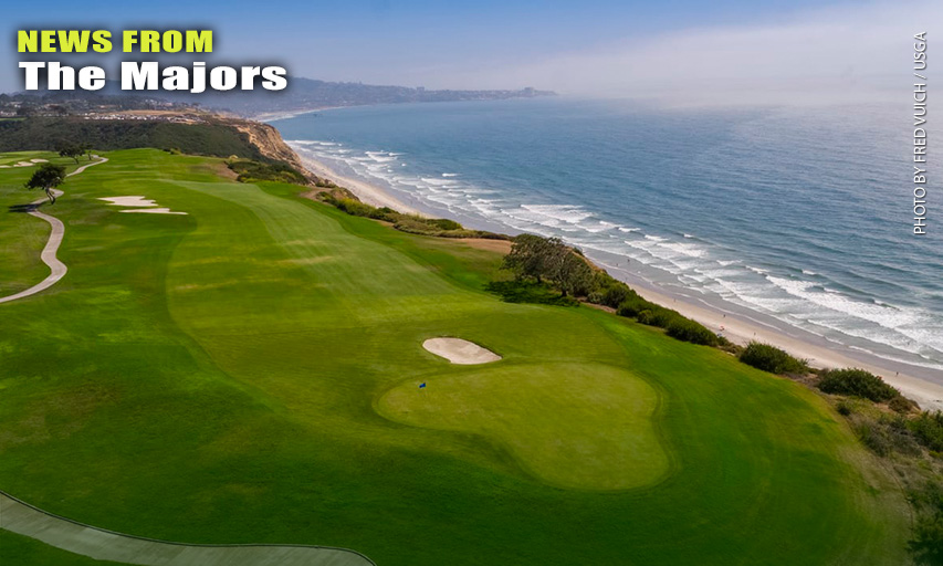 Tickets Now On Sale For 121st U.S. Open At Torrey Pines