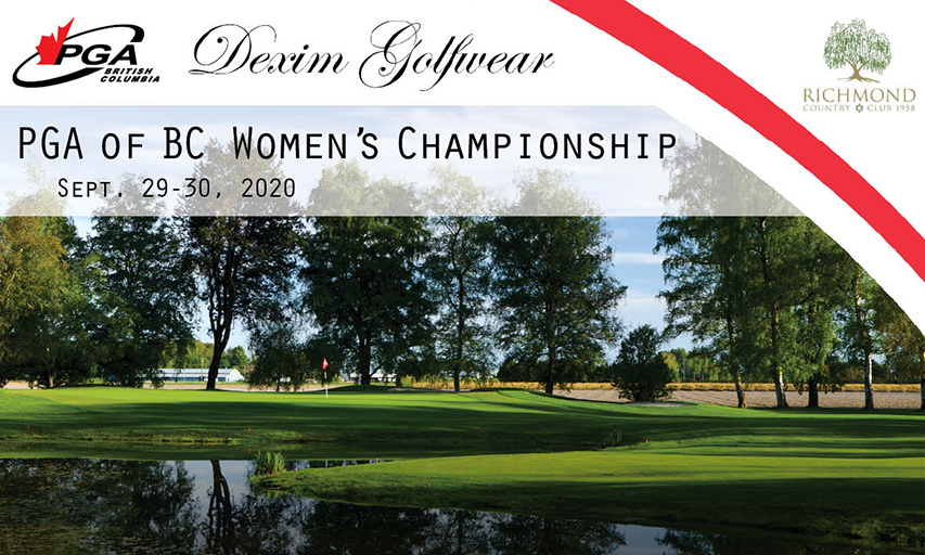 PGA of BC Women's Championship