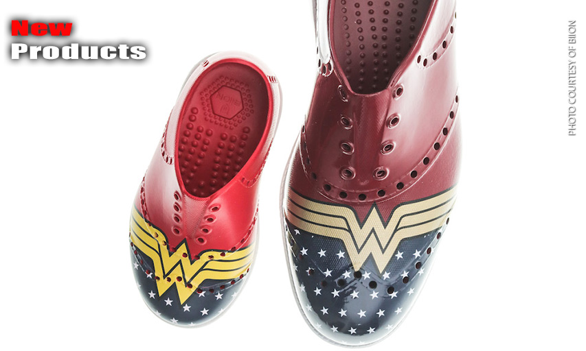 Biion Footwear Wonder Woman Shoes